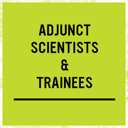 Adjunct Scientists and Trainees